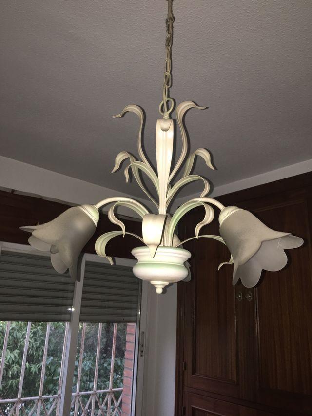 Lámpara de techo dormitorio