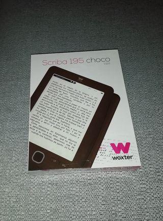LIBRO ELECTRÓNICO EBOOK WOXTER SCRIBA 195