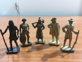 Colección de Figuras de plomo