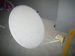 Kit antena parabolica