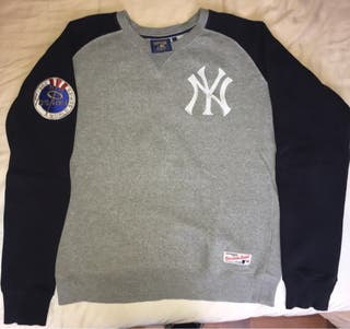 Sudadera Majestic New York Yankees L