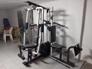 máquina de musculación multifuncion