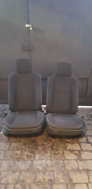 asientos renault megane