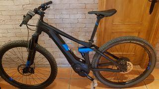 bicicleta electrica cube stereo hybrid 500 race