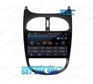 RADIO NAVEGADOR GPS DVD 10.2 ANDROID 7,1 VW VW GO