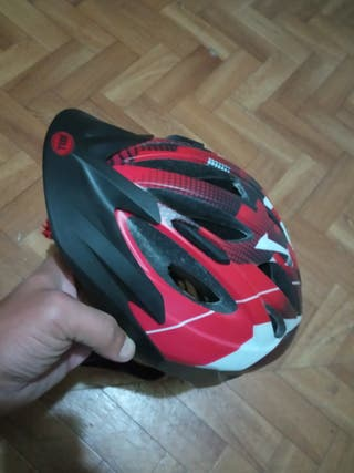 casco bici Bell talla L