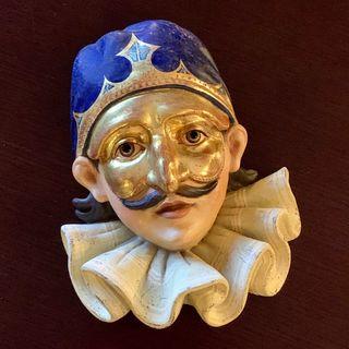 Màscara veneciana (decorativa)
