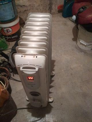 radiador de luz