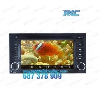 RADIO NAVEGADOR GPS DVD ANDROID 7,1 FIAT DUCATO