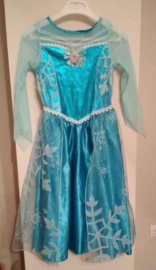 Traje disfraz Elsa Frozen Princesa Disney Original