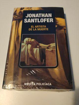 Libro El Artista De La Muerte Jonathan Santlofer De Segunda Mano Por 3 En Barcelona En Wallapop