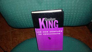 STEPHEN KING . Las dos después de medianoche