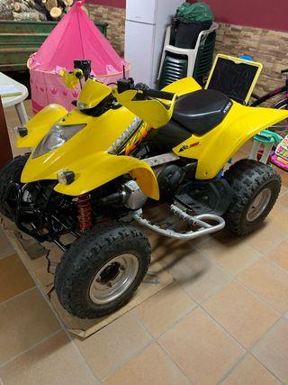 Quad kymco 250cc