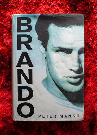 BRANDO - BIOGRAFÍA PETER MANSO - EN INGLÉS