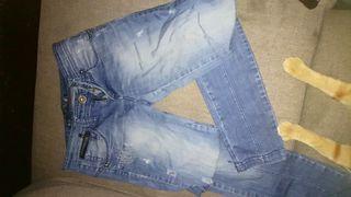 pantalón vaquero talla 34