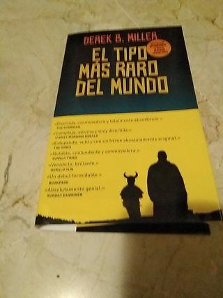 libro EL TIPO MÁS RARO DEL MUNDO