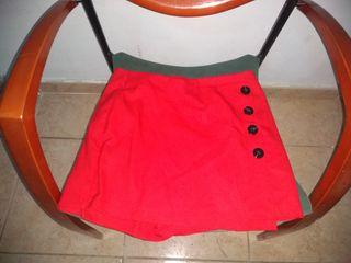 short falda Bershka