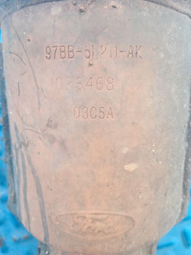CATALIZADOR FORD MONDEO MK2 1.8TD 90CV