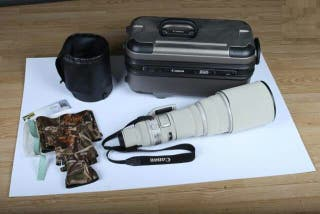Canon 600 M/M