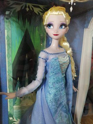 Elsa Frozen Disney Store de Edición Limitada
