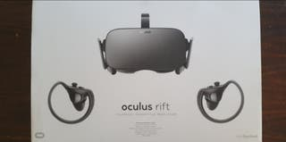 gafas realidad virtual pc oculus rift