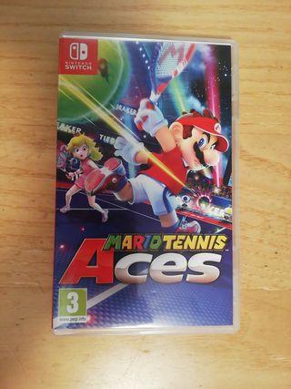 Mario Tennis Aces (Venta/Intercambio)