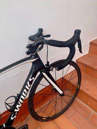 Specialized Sworks tarmac s-works bicicleta