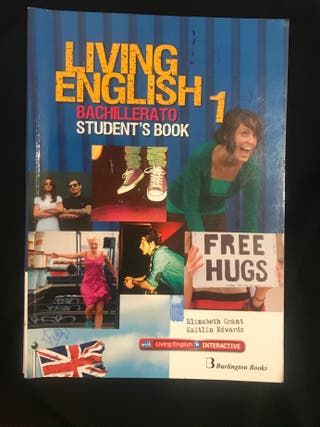 Libro 'Living english' 1º ba Student's book