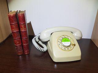 ANTIGUO TELÉFONO HERALDO AÑOS 80 / FUNCIONA