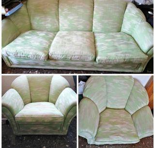 3 sillones.En buen estado. Los 3 por 150€