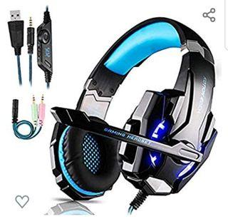 auriculares PS4,xbox pc precintados y nuevos