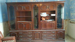 Mueble de salón clásico