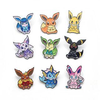Pins Pokemon Eevee Pikachu