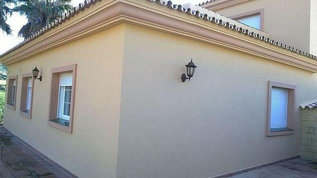 Chalet en alquiler en Puerto - Plaza de Toros en Estepona (Urbanización Puerto de Estepona, Málaga)
