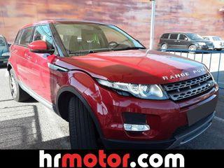 LAND-ROVER Range Rover Evoque Evoque 2.2L TD4 Pure Tech 4x4