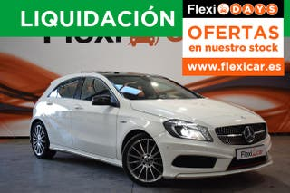 Mercedes Clase A A 220 CDI BlueEFFICIENCY DCT AMG Sport