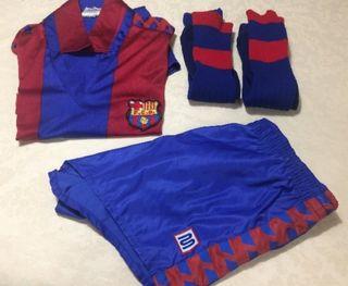 Equipacion Completa Meyba FC Barcelona