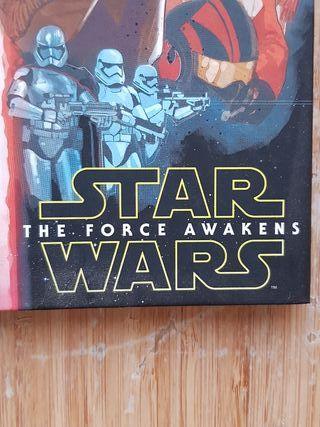 Comic USA Star Wars The Force Awakens