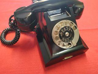 TELEFONO ANTIGUO ERICSSON & CO. baquelita 1.930