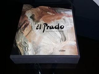 Libro EL PRADO.Colección de pintura. Nuevo.Funda
