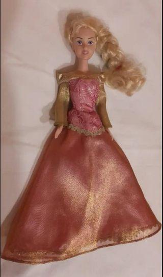 Muñeca prrincesa