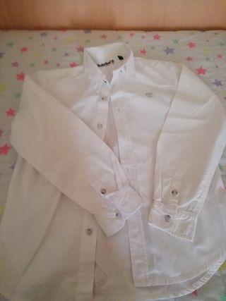 camisa Timberland niño
