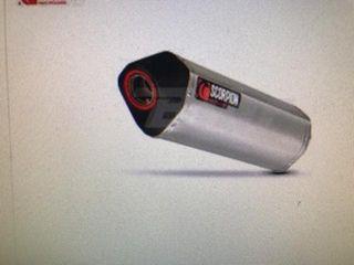 Tubo de escape nuevos gtr 1400 kawasaki 07 a 12