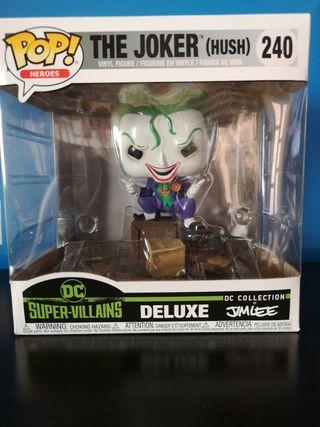 funko pop Joker hush deluxe