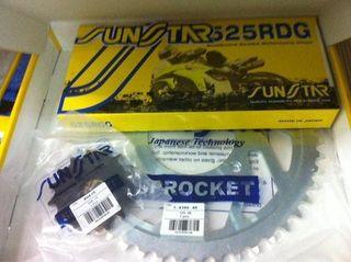 Nit Arrastre Transmision Suzuki Gsf 650 Bandit 07