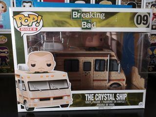 funko pop the cristal ship breaking bad Jesse