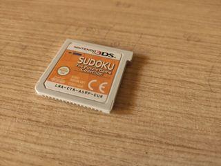 Sudoku Juego Nintendo 3DS / 2DS
