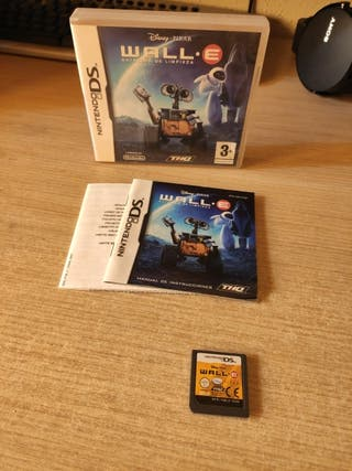WALL-E Juego Nintendo 3DS / 2DS (WALLE)