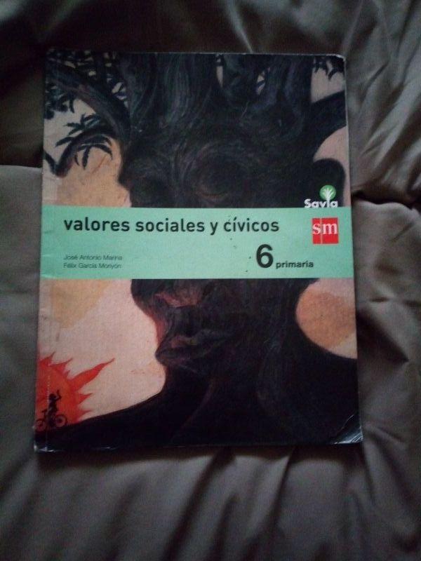 libro de valores éticos