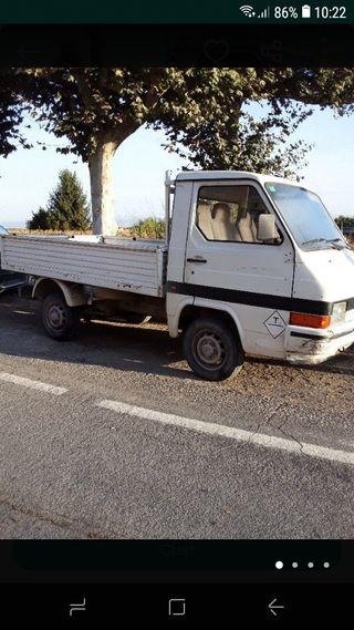 Nissan trade 1988